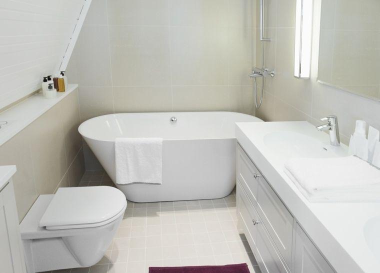 10 astuces pour am nager une petite salle de bains for Design salle de bain petite