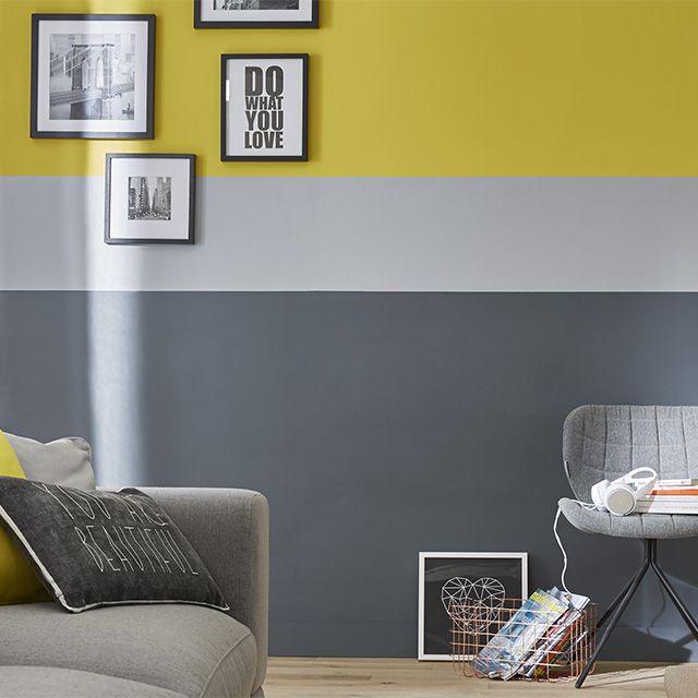 peinture pour agrandir une pice galerie photos couleurs. Black Bedroom Furniture Sets. Home Design Ideas