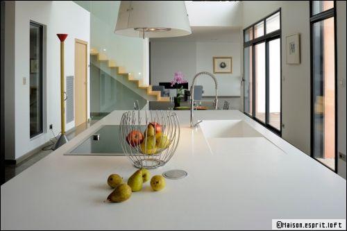 plan de travail de la cuisine quel mat riau choisir. Black Bedroom Furniture Sets. Home Design Ideas