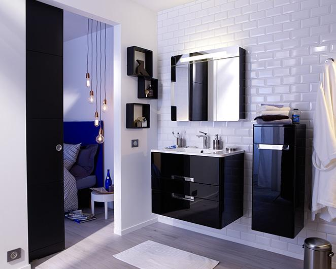 15 mod les de salle de bains qui adapt s tous les styles. Black Bedroom Furniture Sets. Home Design Ideas