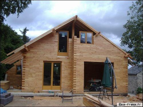 Le parpaing bois enfin une vraie bonne id e cologique for Construction maison parpaing