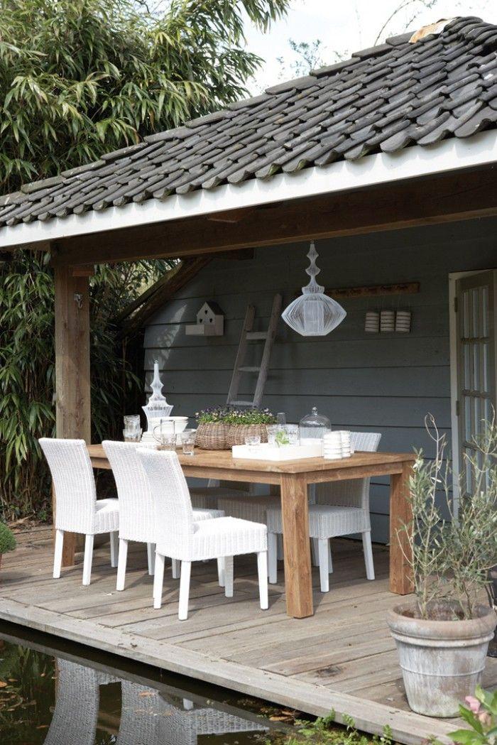 Terrasse En Bois : 5 Idées D'Aménagement À Copier ! | Travaux.Com