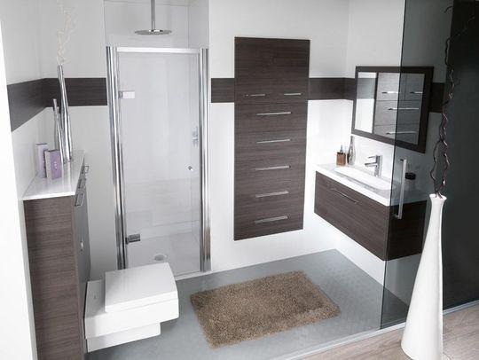 10 astuces pour am nager une petite salle de bains for Petit lavabo salle de bain