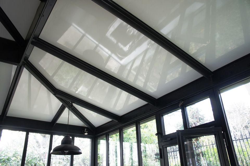quelle toiture de v randa choisir. Black Bedroom Furniture Sets. Home Design Ideas