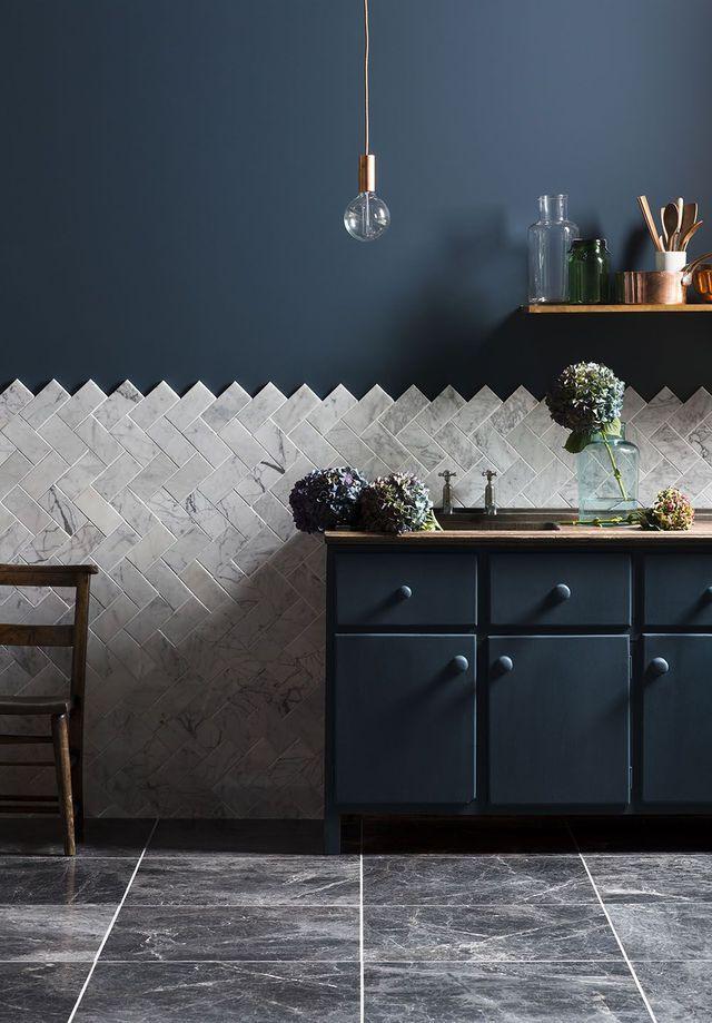 comment poser du carrelage mural. Black Bedroom Furniture Sets. Home Design Ideas