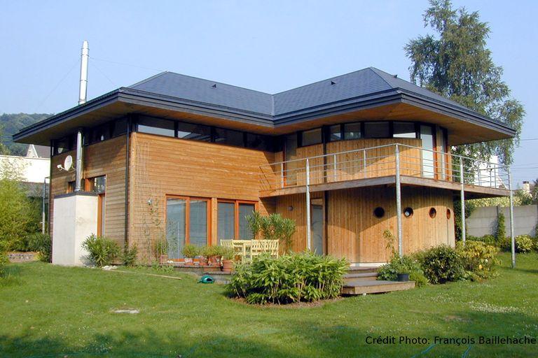 Maison en bois ce qu 39 il faut savoir avant de construire for Construire sa maison en bois prix