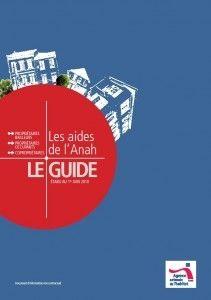 Guide des aides ©Anah