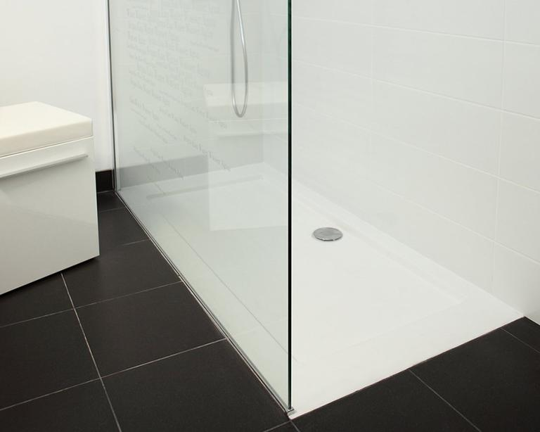 receveur salle de bains