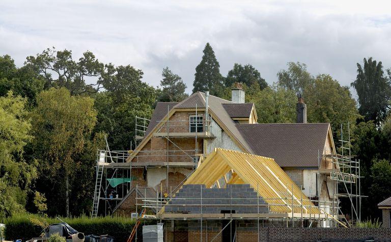 Installation d'une nouvelle toiture