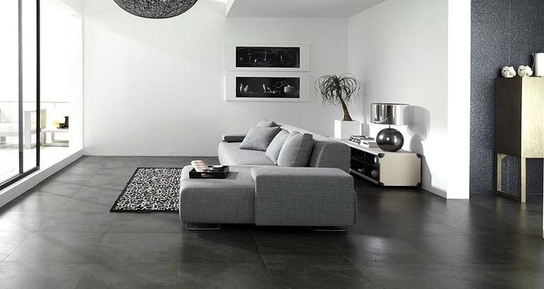 Carrelage salon quelle couleur for Carrelage 80x80 noir