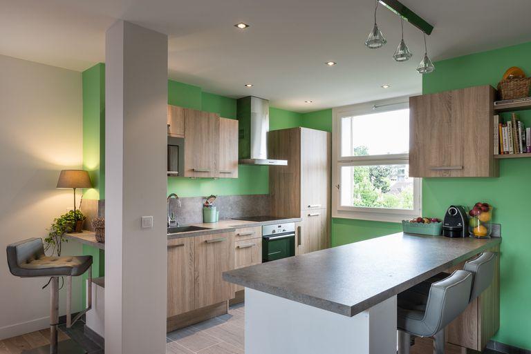 rénovation d'appartement ©Camif Habitat
