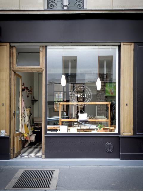rénovation magasin