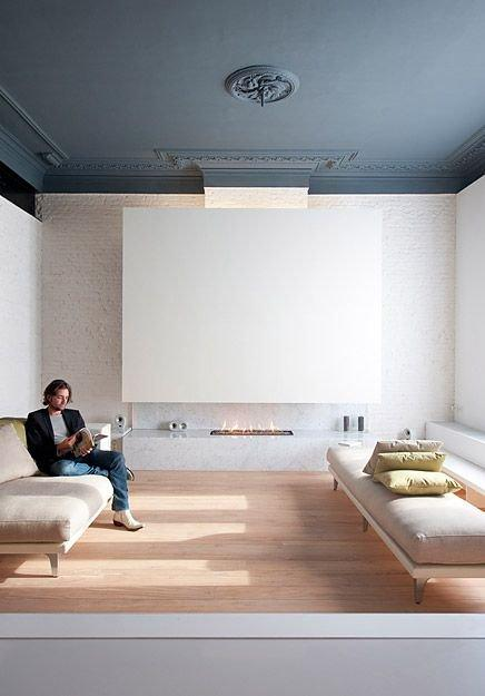 Goulotte Pour Plafond prix de l'installation d'une moulure décorative - travaux