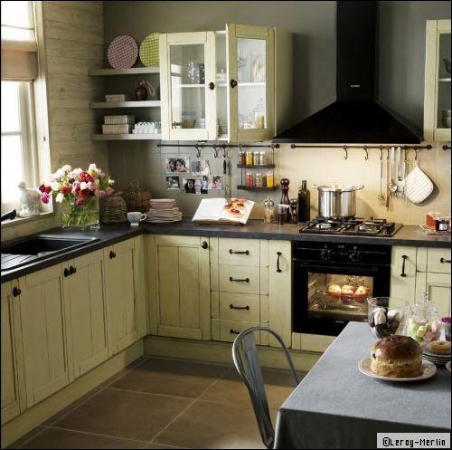 Aménager une cuisine fermée - Travaux.com