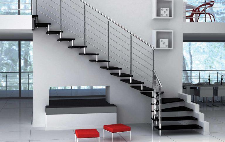 Escalier suspendu Mobirolo