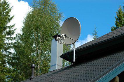 Antenne satellite Construction rénovation