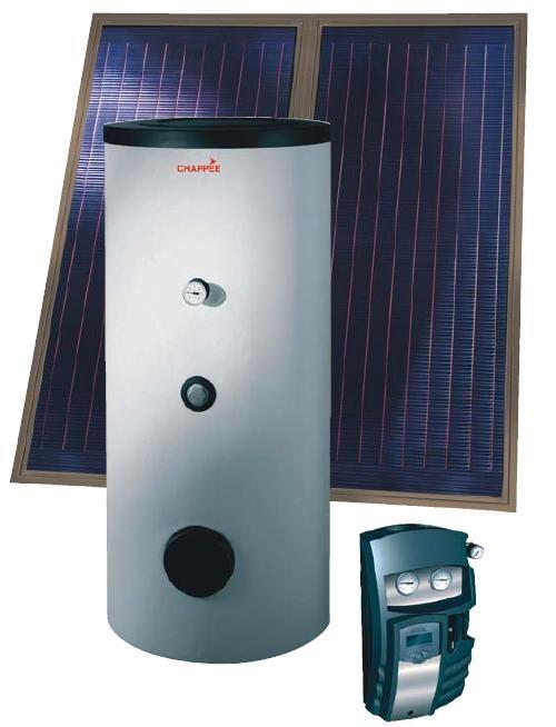 Chauffe-eau solaire CHAPPEE