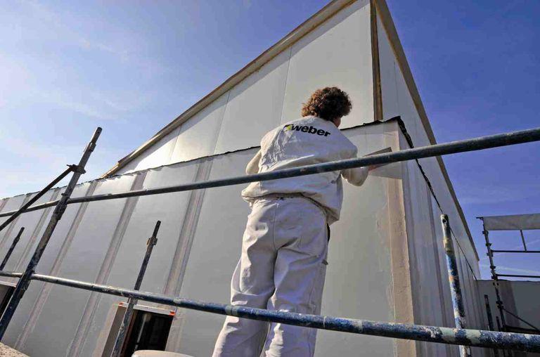 Isolation par l 39 ext rieur guide des id es re ues - Isolation des fondations d une maison ...