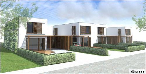 Une maison modulaire innovante : la Maison AA Natura à Strasbourg - Travaux.com