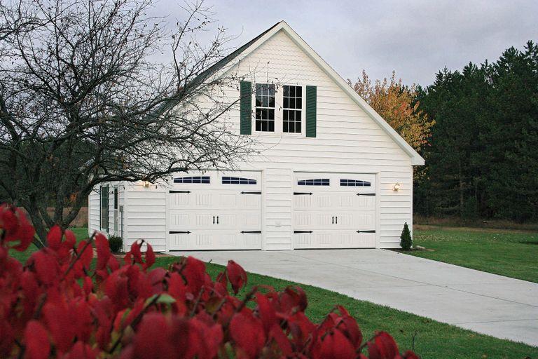 porte de garage quelle ouverture choisir. Black Bedroom Furniture Sets. Home Design Ideas
