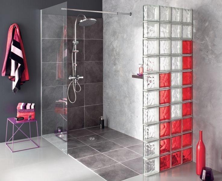Paroi de douche en verre MR Bricolage