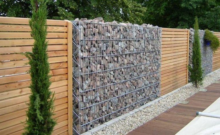 Des Clotures De Jardin Design Pour Delimiter Avec Style