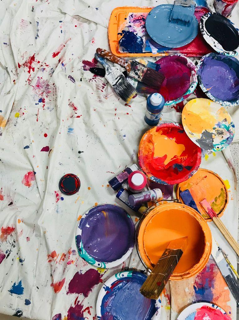 peinture plomb
