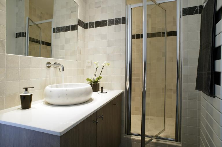 Salle de bains ©Mathieu Lenorman pour MLB concept