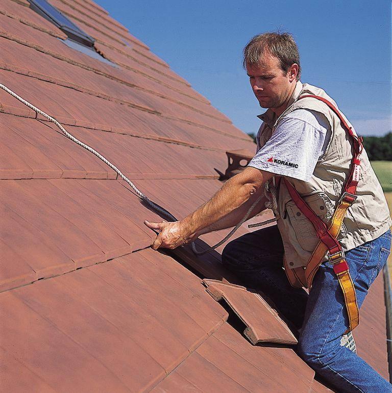 Rénover sa toiture ©Couverture Koramic