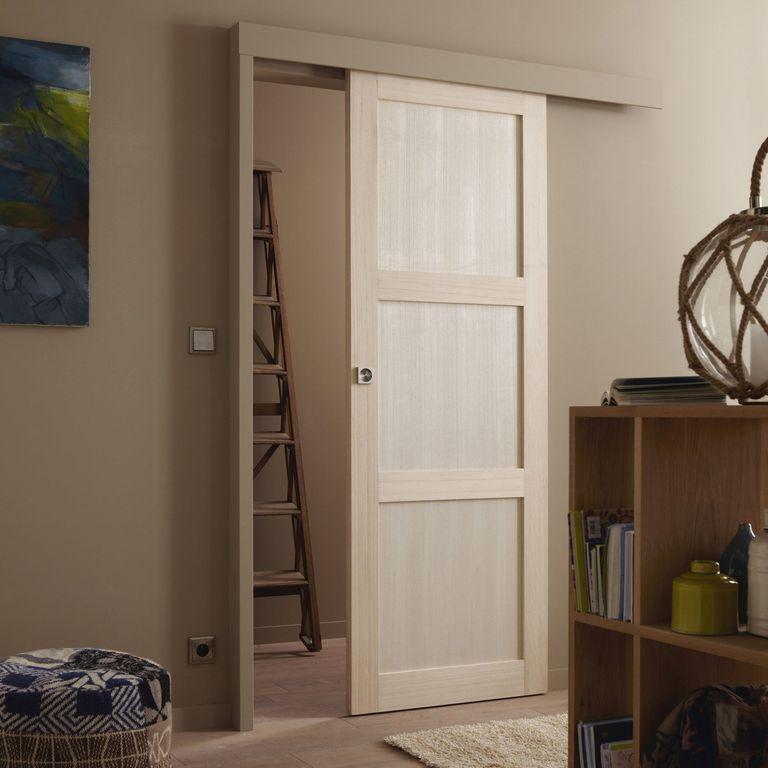 prix d'une porte intérieure pas chères  travaux