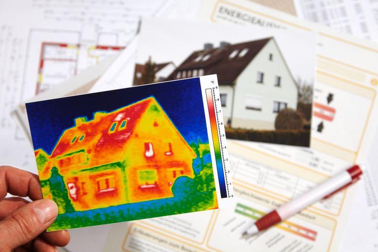 Rénovation énergétique : déperditions thermiques