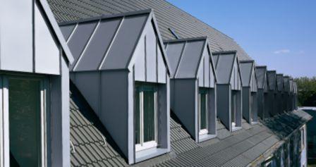 Exemple de devis toiture en zinc