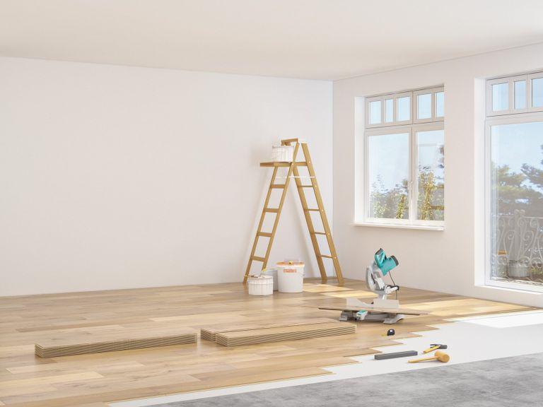 renovation maison chantier