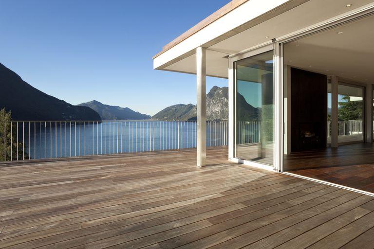 Etanchéité de terrasse ©CMP