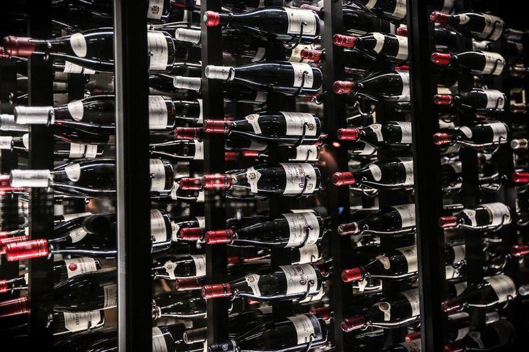 amenager cave a vin