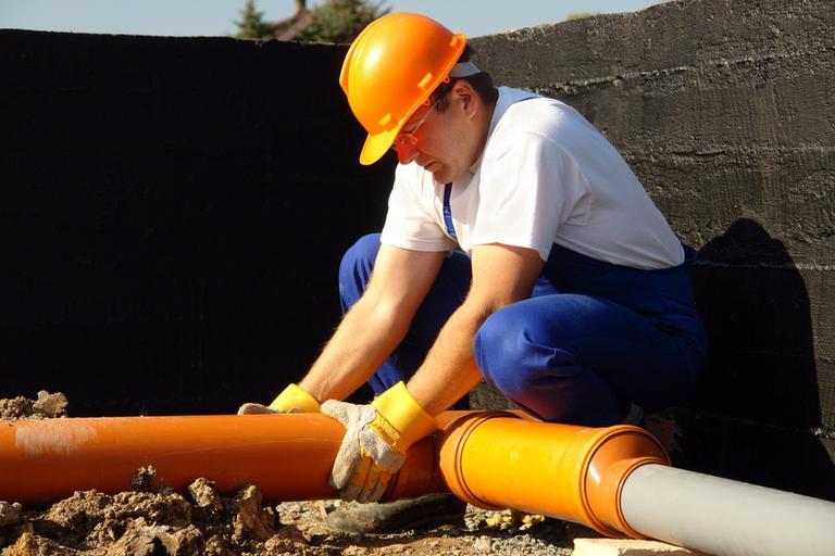 Installation canalisation