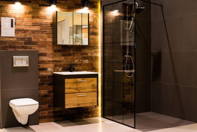 revetement mur salle de bains