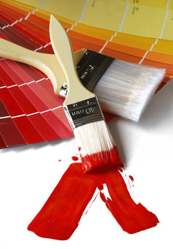 Choisir Peinture Mat Ou Satinée peinture mate, satinée, brillante ou laquée ?
