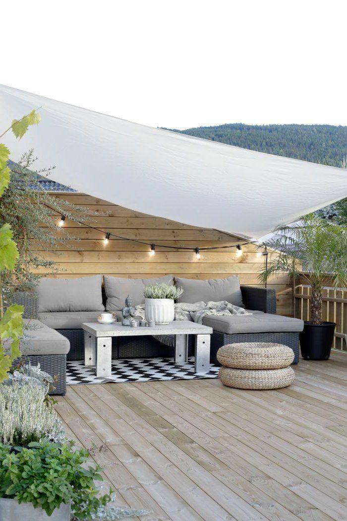 Terrasse En Palette Duree De Vie 10 idées pour aménager une terrasse !