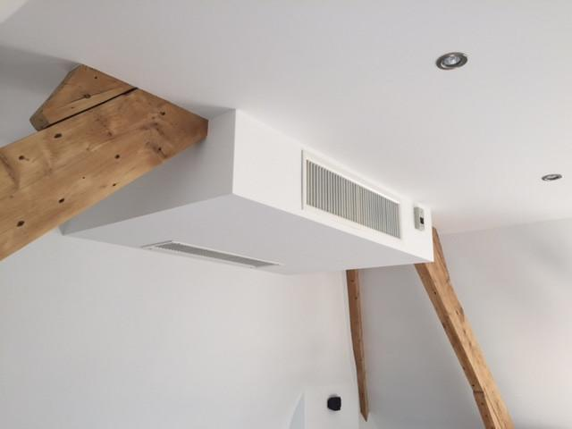 Clim reversible encastrable plafond Luxe