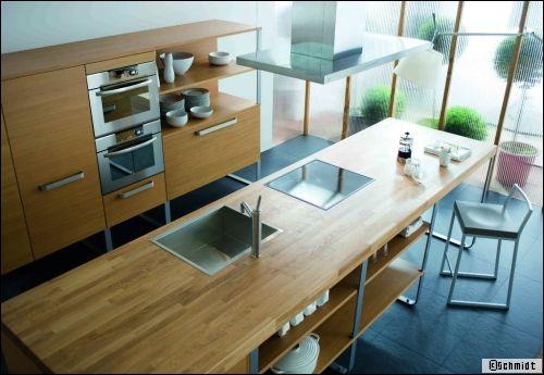 Plan de travail de la cuisine: quel matériau choisir? - Travaux.com