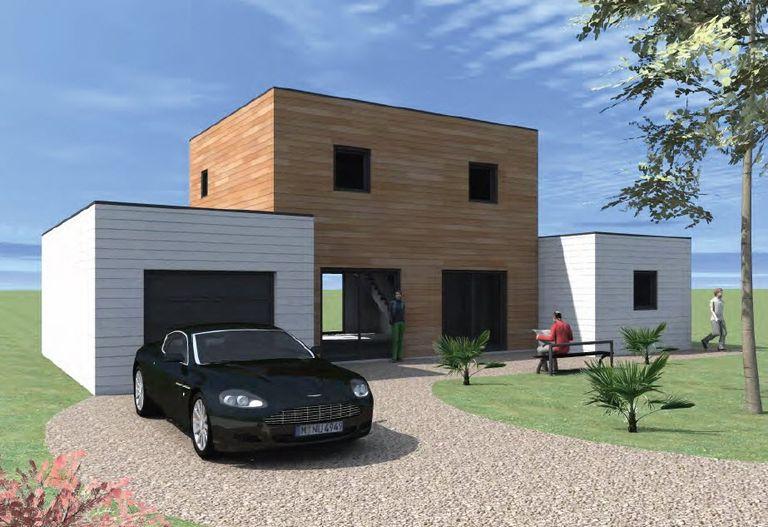 Maison modulaire France bois modulaire