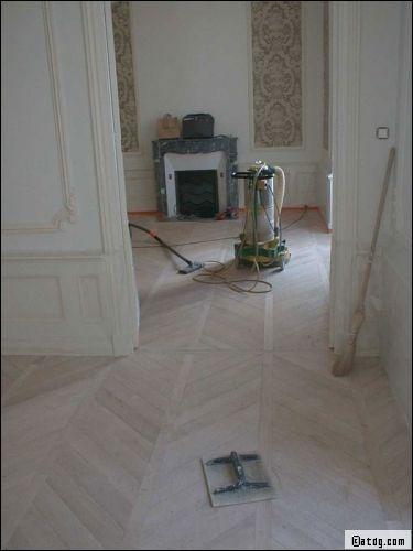 renovation parquet