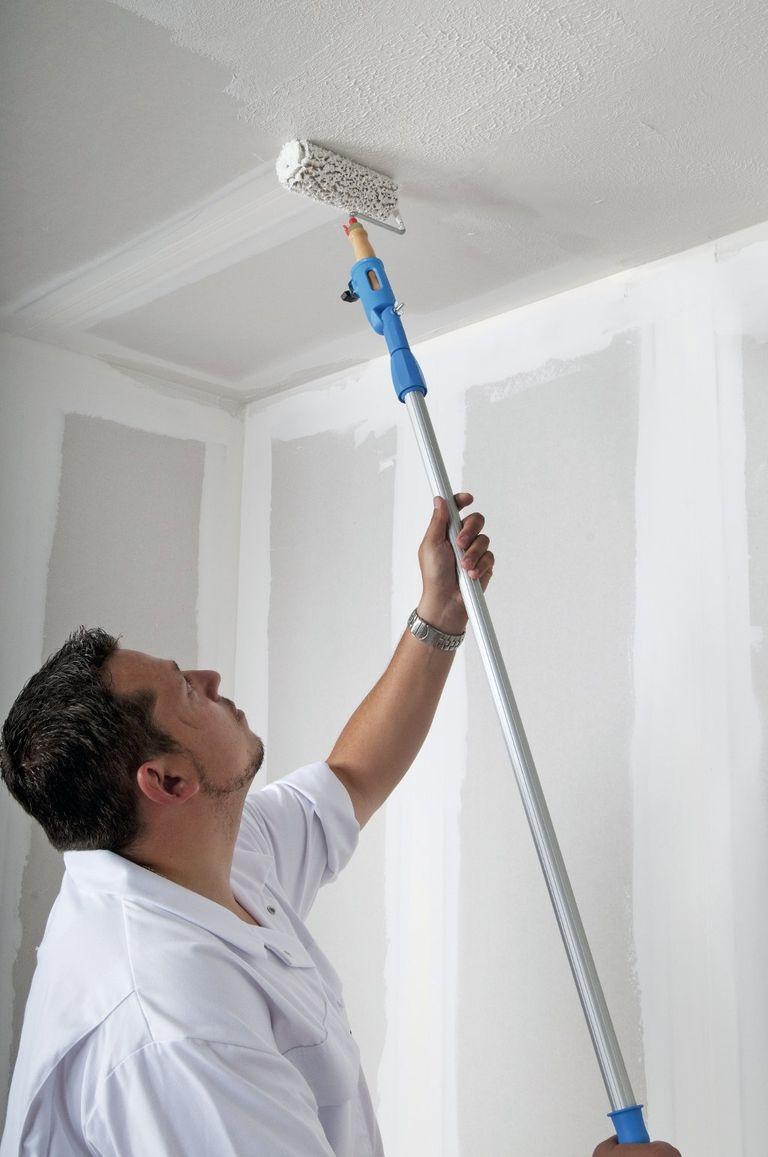 Peindre Les Angles Sans Déborder peindre un plafond comme un pro
