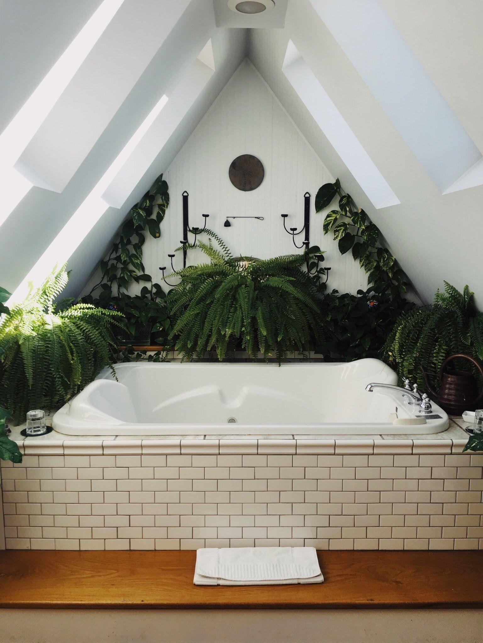 Perfect Salle De Bains Sous Pente