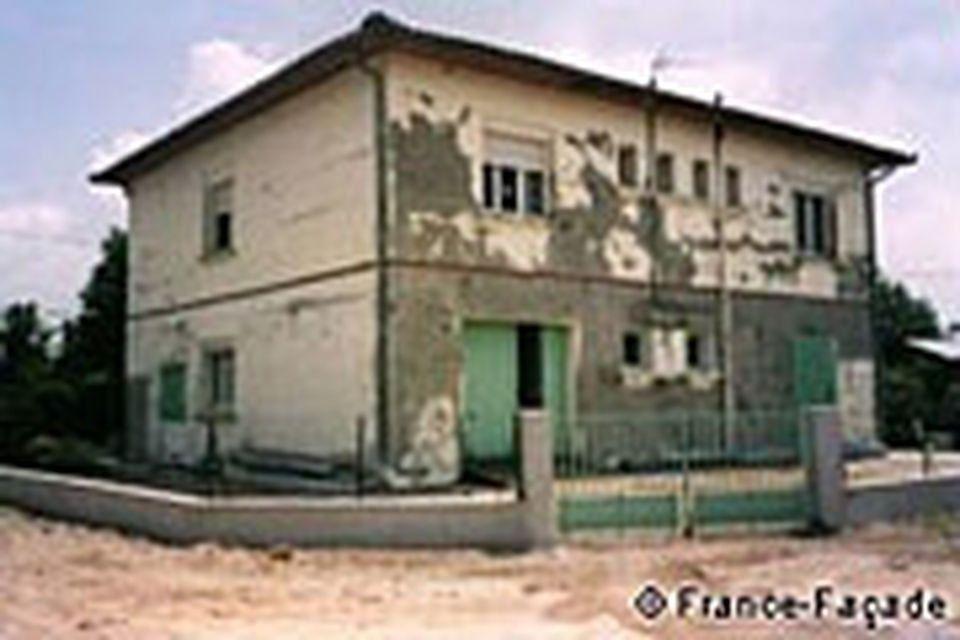 infiltration façade