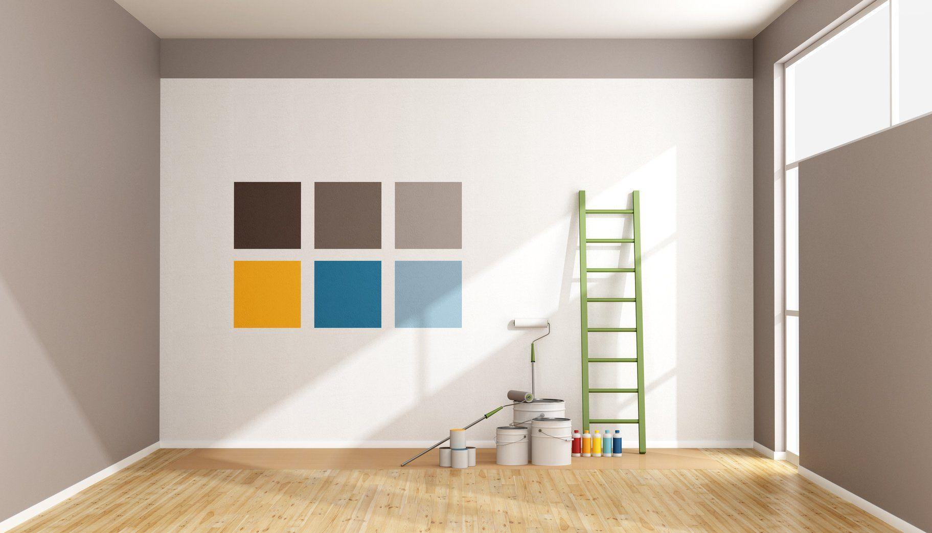 Estimer Le Prix De La Peinture Interieure D Une Maison