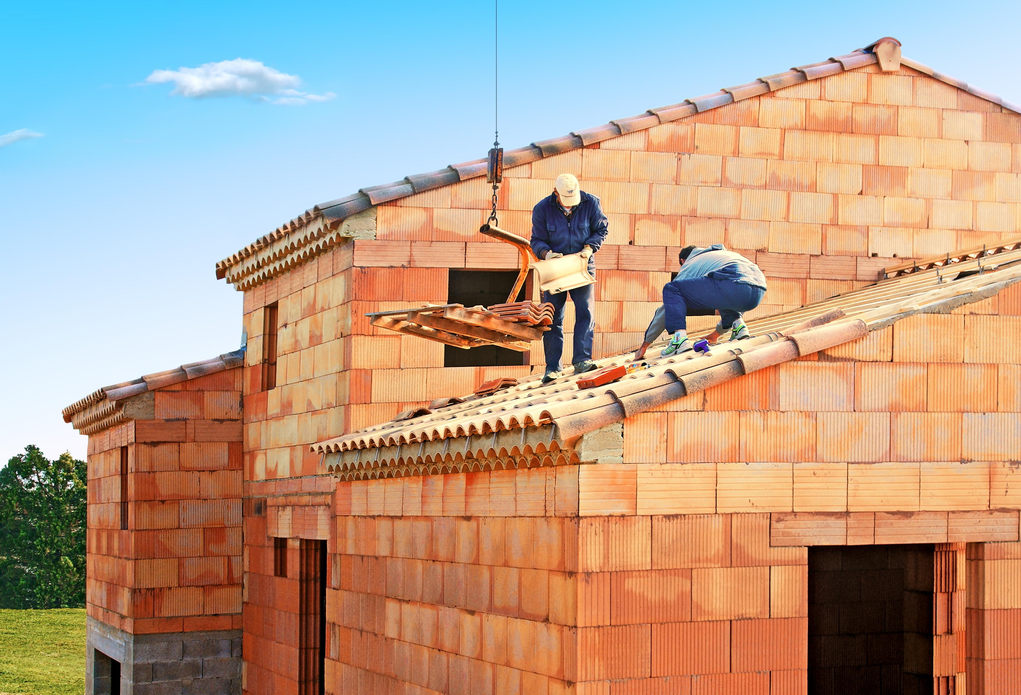 Prix D Une Construction De Maison En Brique Travaux Com