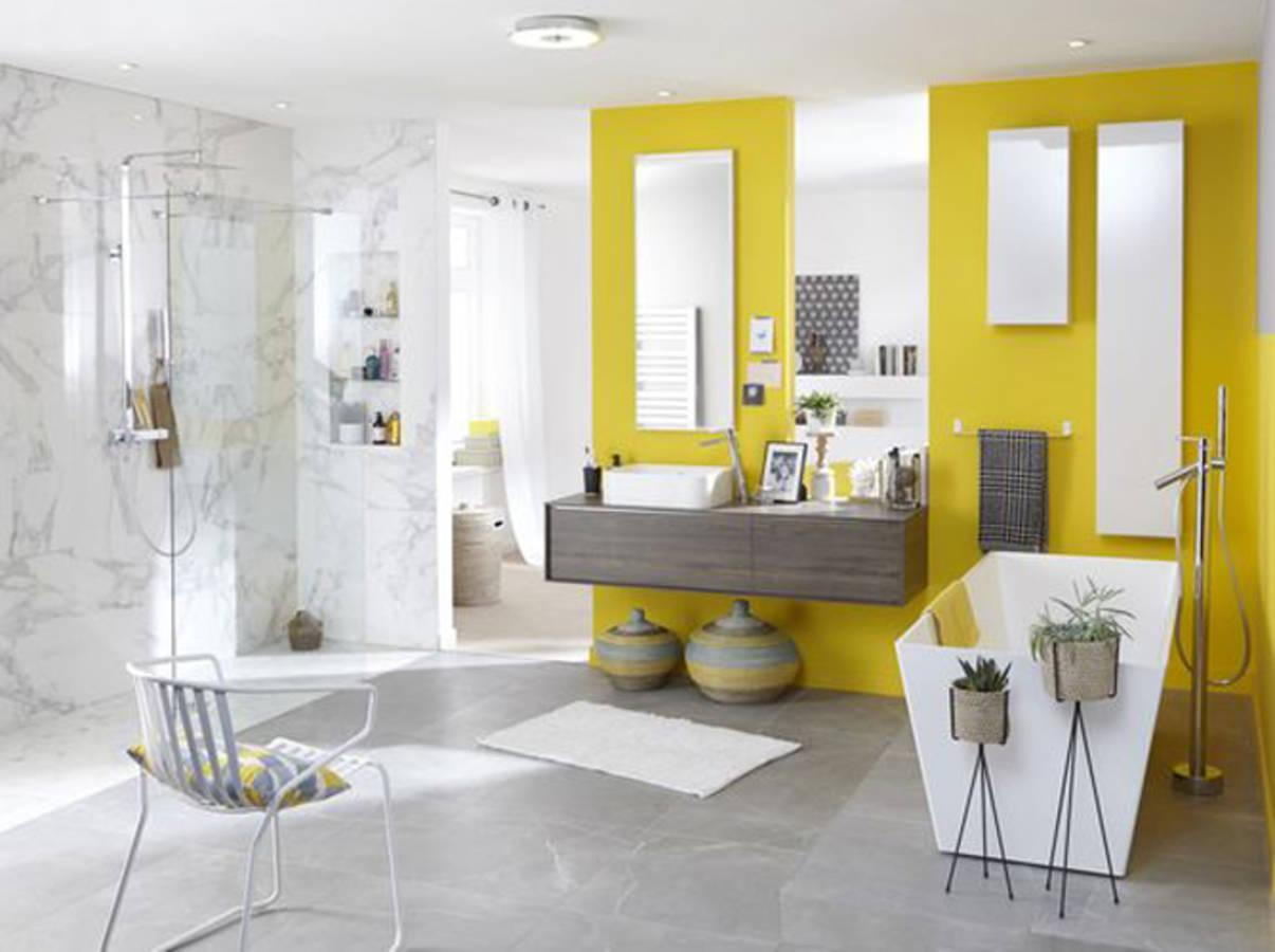 Prix de la peinture de salle de bains - Travaux.com