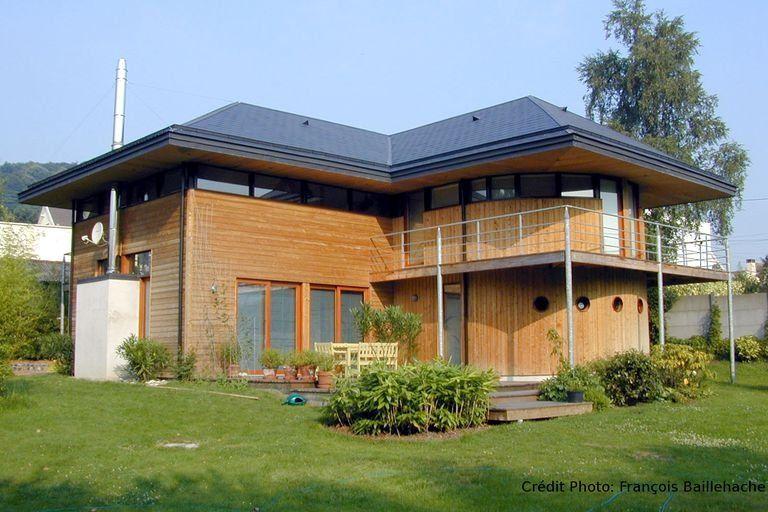 Exemple de devis construction d'une maison bois